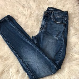 Old Navy distressed jeans 00
